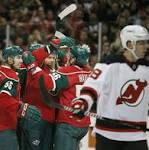 Wild gets a complete effort in drubbing of New Jersey