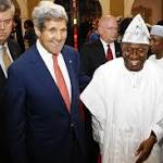 Kerry Ties Military Aid to Peaceful Vote in Nigeria