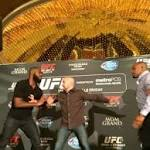 Scold Jones and Cormier for presser brawl if you want to, but don't act like you ...