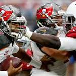 Cardinals rebound with blowout win over Buccaneers
