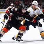 Ducks use four-purpose third to knock off Predators