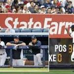 CC rocked as Yanks welcome Soriano back with Rays loss