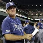 Ex-Rays manager Joe Maddon, Cubs said to have mutual interest