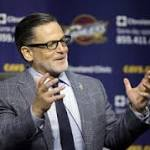 "Cavs owner Dan Gilbert says his relationship with LeBron James is ""great"""