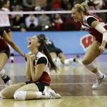 Wisconsin Shocks No. 1 Texas 3-1 in NCAA Semis