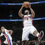 Pistons beat East's top-seeded Hawks