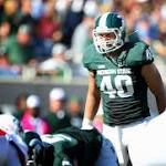Michigan State suspends LB Max Bullough for Rose Bowl