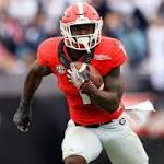 SEC Football Q&A: How Concerning Is the Injury to Georgia RB Sony Michel?