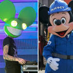 Deadmau5 Hits Disney With A Cease And Desist