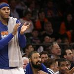 Knicks fans at Madison Square Garden surprisingly sedate during Game 1 vs ...