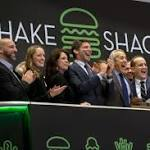 IPO Sizzles As Shake Shack Tests Big Chains
