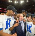 Coach K gets 1000th win with Duke's 77-68 comeback against St. John's