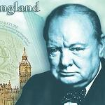 Sir Winston Churchill to replace Elizabeth Fry on new £5 note