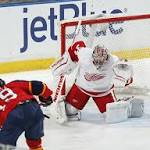 NHL roundup: Panthers surprise Red Wings, 3-1