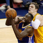 NBA: By playing small, Warriors are winning big