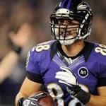 Newsome, Ravens not panicking after loss of Pitta