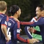 Nguyen's goal pushes Revs past Chivas 1-0