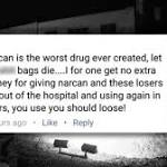 Weymouth firefighter suspended 90 days over Facebook post against Narcan, addicts