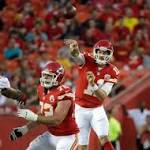 NFL roundup: Chiefs' Alex Smith struggles against 49ers