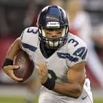 Super Bowl 2014: Russell Wilson follows his dad's advice, takes uncommon ...