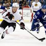 Lightning-Blackhawks figures to be entertaining Stanley Cup matchup
