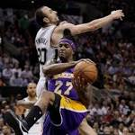 GIF Breakdown: Lakers vs. Spurs