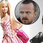 'Breaking Bad' Doll Drama: Aaron Paul Trashes Barbie in Defense of Show's Toy ...