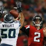 Falcons 2016 schedule preview: The Seattle Seahawks cap a brutal road swing in Week 6