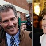 Poll: Scott Brown closes gap with Jeanne Shaheen