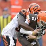 'Johnny Football' fizzles in first NFL start