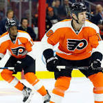 Flyers settle for a point in Columbus
