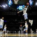 No. 4 North Carolina Takes on No. 1 Wisconsin in the Sweet 16