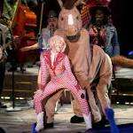 "Miley Cyrus Talks Working With ""Fearless"" Madonna, Why She's Kicking Off Tour ..."