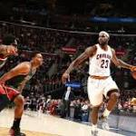 Cleveland Cavaliers – Big Three Take Over Completely