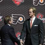 Flyers' Chris Pronger appointed to Department of Player Safety