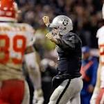 Three Thoughts: Raiders stun Chiefs for their first victory