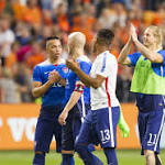 USMNT clinches win over Netherlands with goal in 90th minute