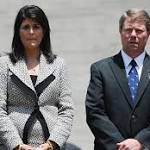 Nikki Haley and the Confederate flag: the latest battle in career that defies ...