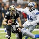 Detroit Lions -- Five things to know about playing against Saints QB Drew Brees