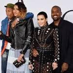 On red carpet at CFDA Fashion Awards, individuality, basic black win