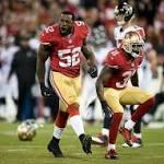 NFL: 49ers taking big hits