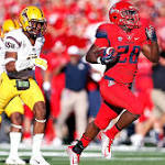 Arizona claims contentious Pac-12 South, jumps into playoff race