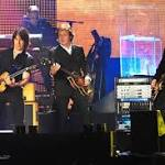 Bob Dylan, Brian Wilson, The Cure for Paul McCartney covers album