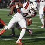 Virginia Tech rolls past Cincinnati in 2014 Military Bowl