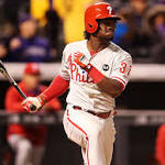 Preview: Phillies at Rockies