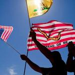 Tea party groups protest IRS at Atlanta rally