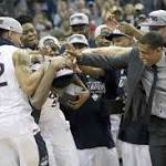 UConn earns No. 9 seed, to face Colorado