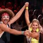 'Dancing with the Stars' Recap: Redfoo Is First Eliminated Celebrity in Season 20