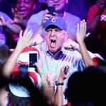 Steve Ballmer goes nuts over 'hardcore' LA Clippers in fan festival