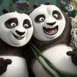 'Kung Fu Panda 3′: Black and white and fun all over